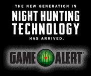 Take back the night with the GAME ALERT Night Hunting Module
