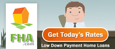 Low Down Payment FHA Home Loans